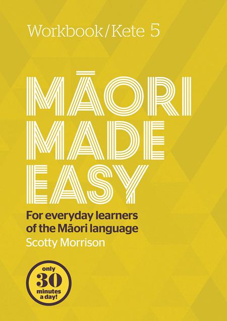 Maori Made Easy 5