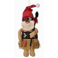 Maori Santa - Christmas Tree Decoration