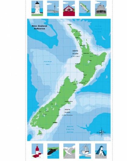 Map Aotearoa Panel