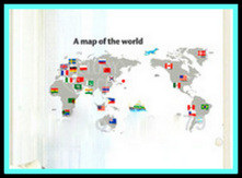 """""""Map Of The World"""""""