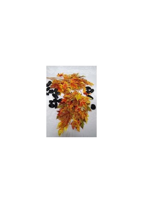 maple leaf autumn tones 44 leaves