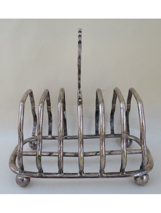 Mappin and Webb toast rack