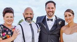 Marc Peard & Jaana Collins: Custom Designed Wedding Rings