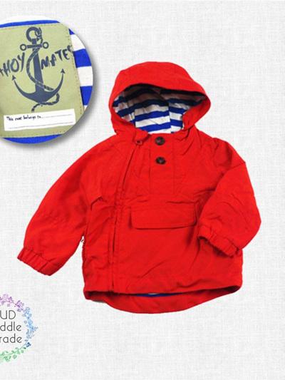 Marks and Spencer Ahoy Mates jacket