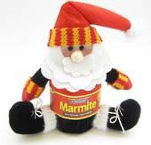 Marmite Santa - tree decoration