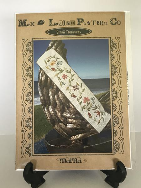 Marna Table Runner Pattern