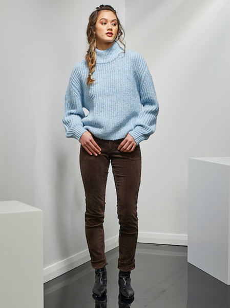 Marnie Sweater - Ice Blue