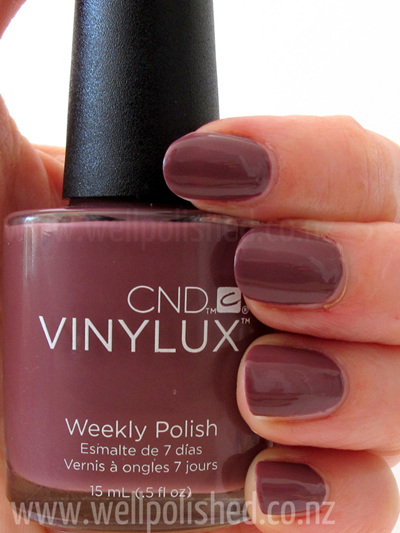 Married To The Mauve Vinylux