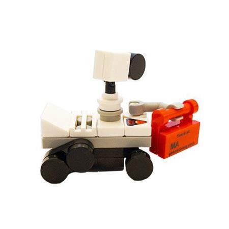 Mars Rover Trackable Brick Set
