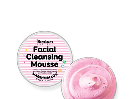 Marshmellow Facial Cleansing Mousse