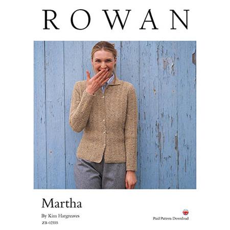 Martha by Kim Hargreaves
