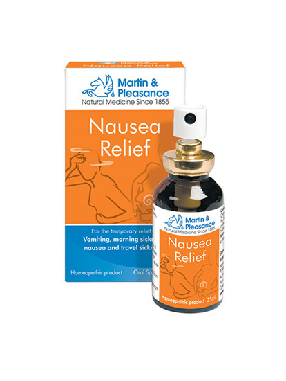 Martin  Pleasance Nausea Relief Spray  25ml