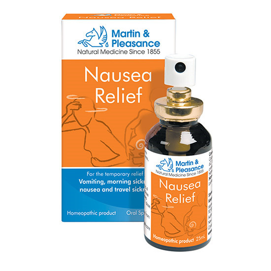 Martin & Pleasance Nausea Relief Spray - 25ml