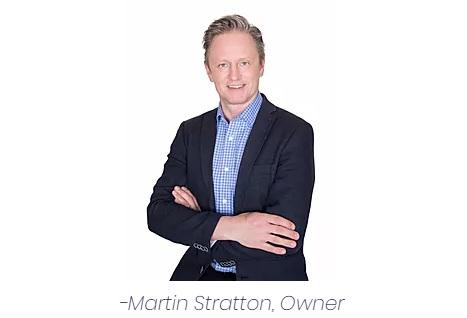 Martin Stratton