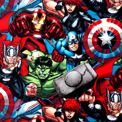 Marvel - Packed Avengers