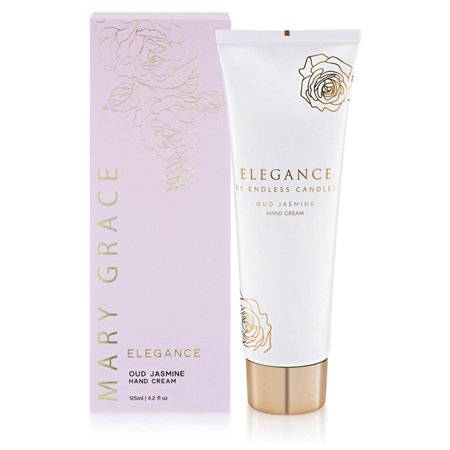 Mary Grace Hand Cream Oud Jasmine