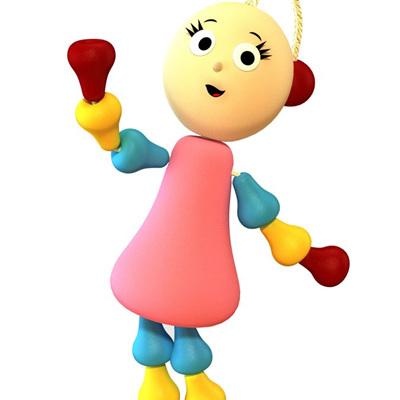 Mary Lou Doll