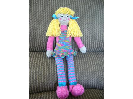 Mary-Lou Jane Doll Pattern