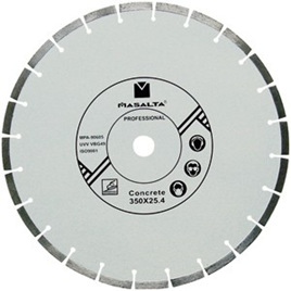Masalta - Concrete Blade - diamond disc for concrete 400 mm / 16 inches