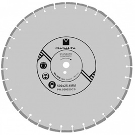 Masalta - Concrete Blade - diamond disk for concrete 500 mm / 20 inches