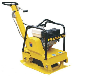 Masalta MS125 127KG  Reversible Plate Compactor