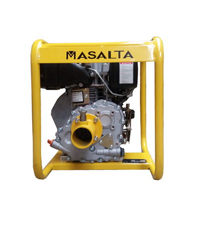 "Masalta MSP3 Submersible 3"" Pump - Diesel Engine"