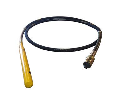 Masalta MVS50X6M Vibrator Hose - Dynapac Coupling