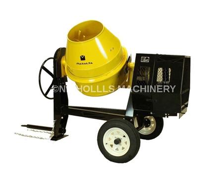 Masalta MX90-E Concrete Mixer