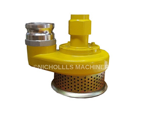 "Masalta Pump Head 3"" With Camlock Fitting"