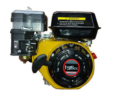 Masalta replacement 6.5hp engine and clutch combo