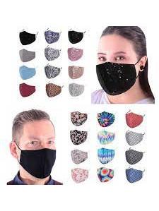 MASKiT Fabric Face Masks