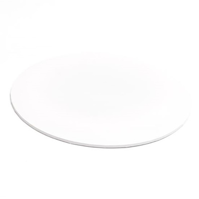 Masonite Cake Board White