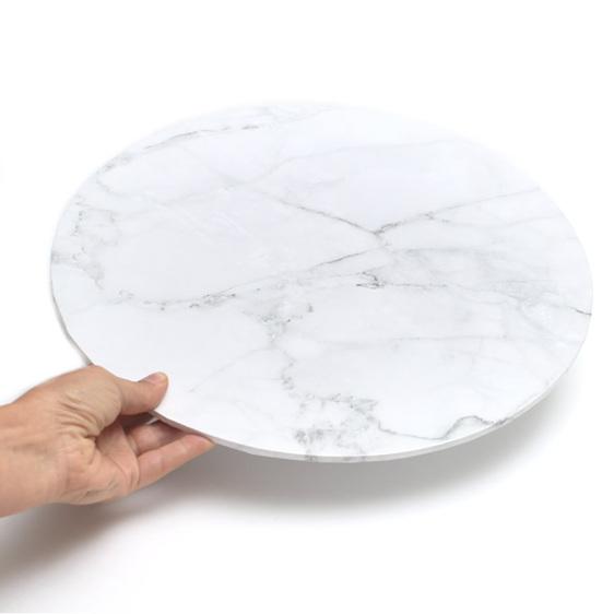 """Masonite  Marble/Design 10"""""""