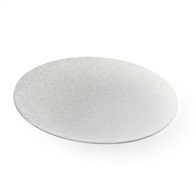 Masonite Cake Board Silver