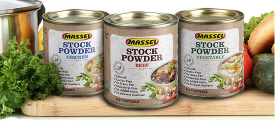 Massel Stock Powder