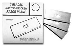 Master Airscrew Razor Plane Blades
