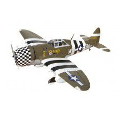 Master Scale Build kit edition P-47 Thunderbolt span 63in, by Seagull Models