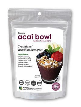 Matakana Superfoods Acai Bowl Premix