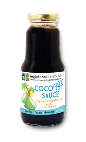 Matakana Superfoods CocoNotSoy Sauce Organic 250ml