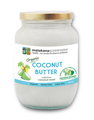 Matakana Superfoods Coconut Butter 500g