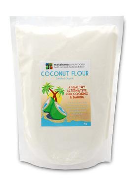 Matakana Superfoods Coconut Flour 1kg