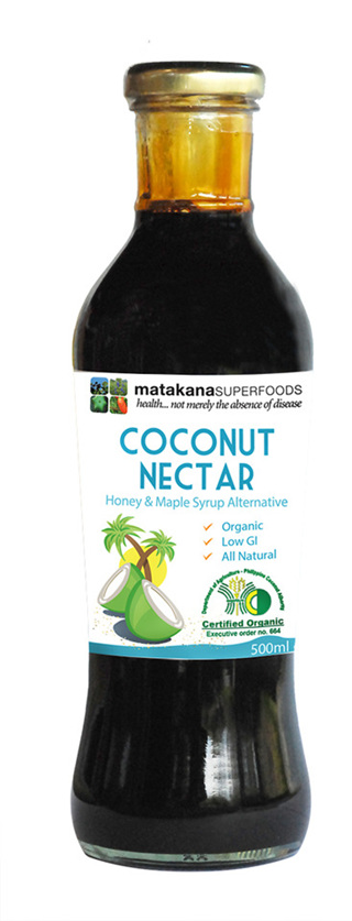 Matakana Superfoods Coconut Nectar 500ml