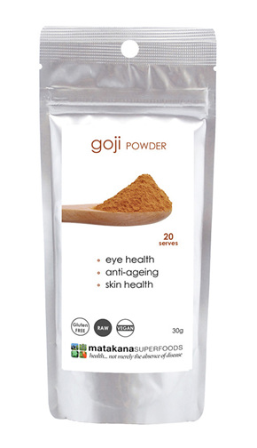 Matakana Superfoods Goji Berry Powder 100g