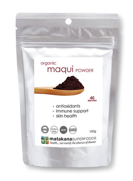 Matakana Superfoods Maqui Berry Powder 100gm
