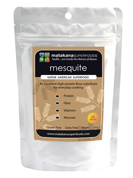 Matakana Superfoods Mesquite Powder 250g