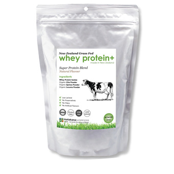 Matakana Superfoods NZ Grass-Fed Whey Protein 800gm