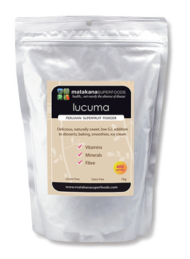 Matakana Superfoods Organic Lucuma Powder 250gm