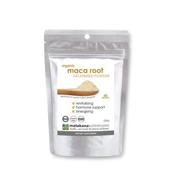 Matakana Superfoods Organic Maca Root Gelatinised Powder 250G