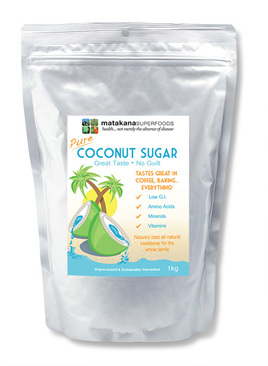 Matakana Superfoods Pure Coconut Sugar