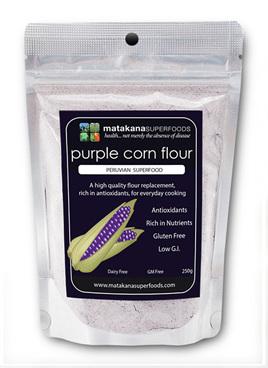 Matakana Superfoods Purple Corn Flour